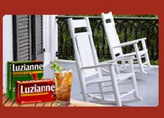 If you want authentic perfect iced tea, you'll need Luzianne and this recipe http://www.deepsouthdish.com/2008/11/marys-perfect-southern-sweet-iced-tea.html