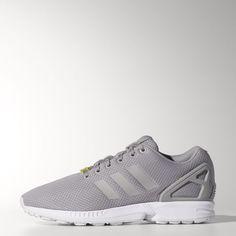 adidas ZX Flux Shoes - Grey | adidas Australia
