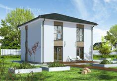 Zweigeschossige Häuser Danwood Park 129W || #hauser #house || http://www.danwood.de/hauser/zweigeschossige/park-129w