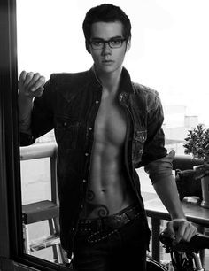 dylan o'brien- good lord, what are you doing sir