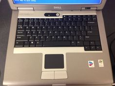 Lot of 4 Dell Latitude D510 Laptop Intel Pentium M 1.73 GHz  2 GB RAM WiFi DVDRW #Dell