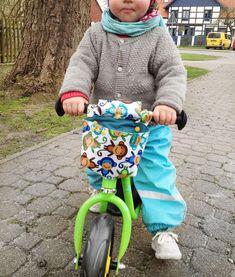 Fahrradtaschen-Freebook: eine Tasche für das neue Laufrad | Lybstes. | Bloglovin'