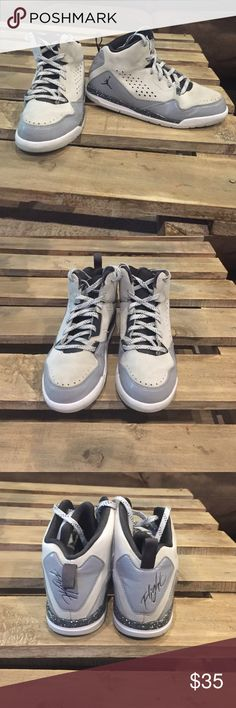 Jordan's Boys size 3Y Jordan Flights Jordan Shoes Sneakers