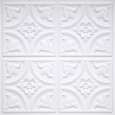 decorative ceiling tiles inc store tiny tulips faux tin ceiling tile glue up - Faux Tin Ceiling Tiles