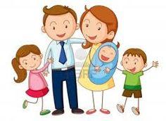 felicidad familiar.
