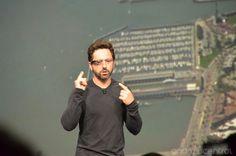 Google's Project Glass, skydiving,y otro nerdiness extrema en Google I / O