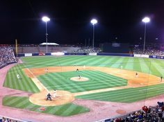 Coolray Field, Home of the Gwinnett Braves AAA baseball team in Lawrenceville, GA.