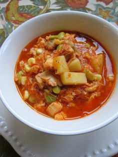 Brunswick Stew | Plain Chicken