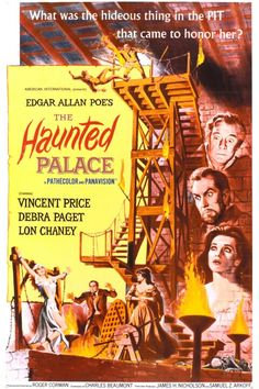 #929. The Haunted Palace (1963) ** directed by Roger Corman