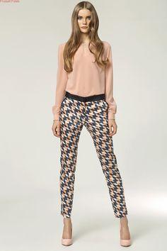 Eleganckie długie spodnie