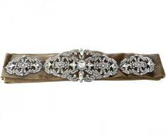 Shop | Bridal Sashes | Wedding Gown Custom Belts | Regina B. | NYC