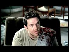 "Shaun Of The Dead - I've never been big into zombie movies (probably because im a firm believer in the ""everybody dies makes a good zombie movie"" thing) but this always seemed really funny, so ill probably fix that sooner or later."