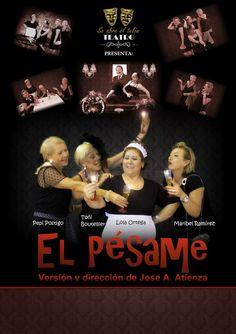 EL PÉSAME comedia en el Teatro Alamada Málaga