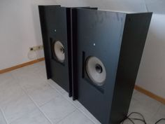 pair of open buffle with 12 inch fullrange, top condition, see text Conditioner, Diy Speakers, Speaker Design, Horn, Filing Cabinet, Washing Machine, Audio, Home Appliances, Ebay