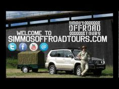 Simmo's Offroad Tours, NSW