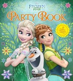 "Just like the royal sisters Anna and Elsa, anyone can throw a ""Frozen Fever"" party with the advice and step-by-step instructions in the beautifully illustrated book, Disney Frozen Fever Party Book. Everything you need to create the party of the year is included here -- from invitations and decorations to food, table settings, and games. Celebrate like the royal family of Arendell with the great suggestions contained within these pages."
