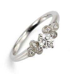 未来への希望を象徴する「つぼみ」・・・ 将来を誓い合うふたりに。 K.uno is a jewelry brand in Japan. We create bridal, fashion as well as custom made jewelry. ◆HP→http://www.k-uno.co.jp/ ◆MAIL→k-uno@k-uno.co.jp