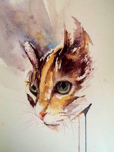 Die Katze - Sarah Stokes