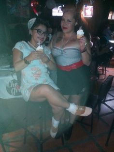 Aniversario 3ro Cherry Girls CR  #costaricapinups #pinupsladies #pinuplife #pinupdoll #pinupgirls #vintagegirlpassion #pinupmakeup #pinupstyle