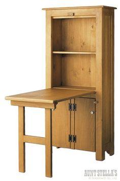 Drop Front Hutch<br /> ドロップフロントハッチ - アメリカンカントリー家具・雑貨の アントステラインテリア オンラインショップ -