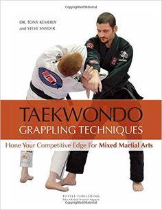 taekwondo grappling