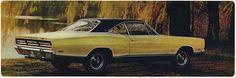 '69 Dodge Coronet