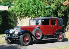 1928 Sedanca de Ville by Locke (chassis S113RP)