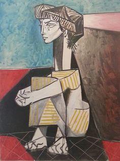 Olga Picasso | Exposition