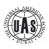 Universal American School - Dubai, UAE #Logo #Logos #Design #Vector #Creative #Schools #Education #Dubai Dubai Festival, School Reviews, Ras Al Khaimah, Sharjah, Abu Dhabi, American, Uae, Shades, Sunnies