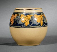 """Newcomb College Pottery 