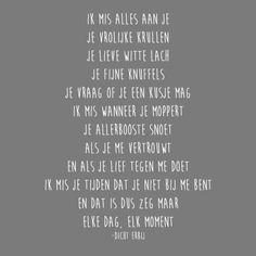 Gedichtjes « So True, Book Quotes, Sad, In This Moment, Love, Books, Livros, Amor, Libros