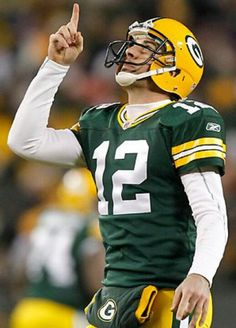 God, family, and the Green Bay Packers - in that order. Lombardi