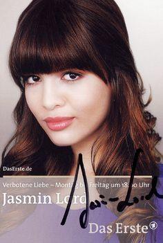 Rebecca von Lahnstein gespielt von Jasmin Lord