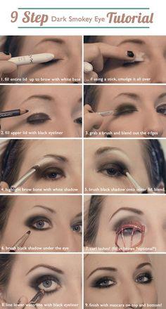 Tutorial: Maquiagem Rocker - Mygloss Acessórios
