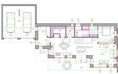 Early Version The Casa Tortuga Floor Plan
