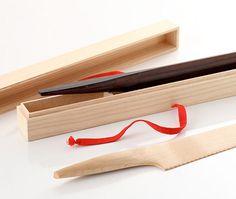 Andrea Ponti Wooden Knives