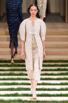 Chanel haute couture wiosna-lato 2016, fot. Imaxtree