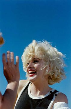 Selections from over 200 photos chronicling Monroe's career in its entirety.