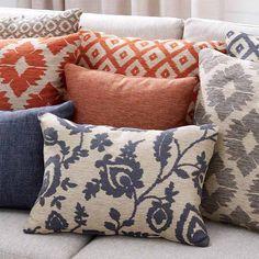 Warwick Fabrics: LOVINA Best Pillow, Pillow Set, Warwick Fabrics, Sofa Upholstery, Luxury Decor, Mid Century Decor, Cushion Fabric, Soft Furnishings, Fabric Decor