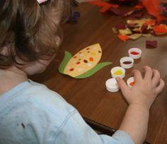 Preschool Thanksgiving Crafts