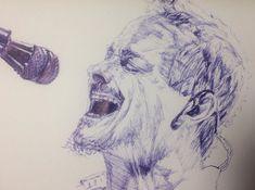 Pedro Aznar, dibujo rápido Maria Jose, Watercolor Tattoo, Instagram, Music Artists, Temp Tattoo