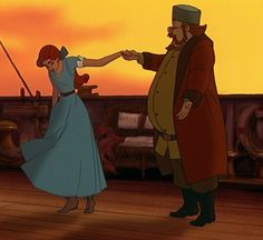 Anya & Vladimir from Anastasia, 20th Century Fox