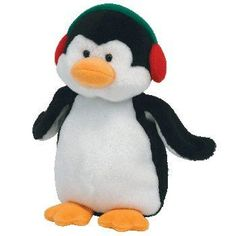 Ty Beanie Baby - Snowbank the Penguin [Toy]