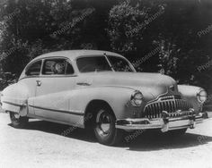 New Buick Sedanet 1946 Vintage 8x10 Reprint Of Old Photo