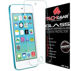 TECHGEAR Apple iPod Touch 6 GLASS Edition Genuine Tempered Glass Screen Protector Guard Cover [iPod Touch 6th No description (Barcode EAN = 5055782946034). http://www.comparestoreprices.co.uk/december-2016-3/techgear-apple-ipod-touch-6-glass-edition-genuine-tempered-glass-screen-protector-guard-cover-[ipod-touch-6th.asp