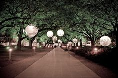 Discovery Green in Houston TX is right across the street from the George R Brown Convention Center! Visit it while at the 2013 NRPA Congress and Exposition