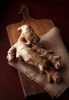 ginger root.- strong anti-inflammatory -..ginger tea often helps reduce the inflammation of osteo and rheumatoid arthritis