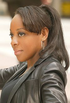 "Marianne Jean-Baptiste...I loved her since the British Film ""Secrets and Lies"" 1996"