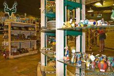 KNP - Satara - Shop Van Niekerk, African, Shopping