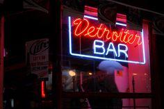 Detroiter Bar from I heartmi.blogsot.com